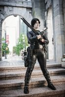 X-Force Domino by PinkJusticeCosplay