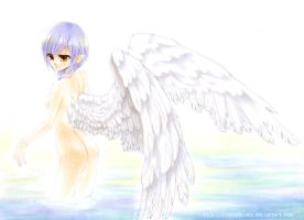 Water Angel by tickledpinky