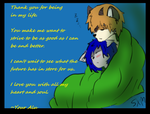 Thank You by PuppyBroAustin