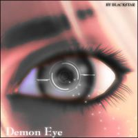 Demon Eye by blackstar315