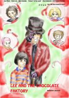 Lee And The Chocolate Factory by KakaGaiFangirl