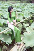 Vietnam chan - Axis Power Hetalia by NPrinny