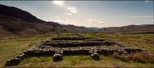 ancient civilization in a foreign field by LordLJCornellPhotos