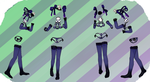 MMD NJXA Outfit 28 by MMD3DCGParts