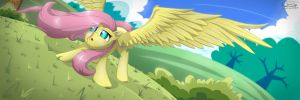 Spread the wings by Unnop64