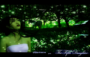 Fifth Daughter: Garden of Eden by my103plague