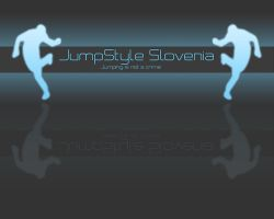 JumpStyle Slovenia Wallpaper by lbelic
