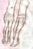 Boy and Girl by GreenSyndrome68