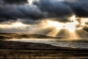 West Mabou Beach by steverankin