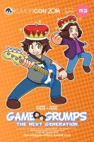 KumoriCon 2014 - Game Grumps: The Next Generation by WHPLEFCT