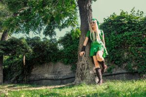 Cosplay of Link from The Legend Of Zelda by Morabito92