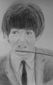 Yet another Paul by MelielBLACK