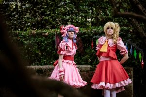 Touhou: Deadly Secret by JuriaScarlet