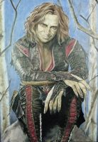Rumpelstiltskin OUAT Once Upon A Time by HEXEnART