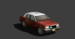 RESIDENT EVIL 6 TAXI by OoFiLoO