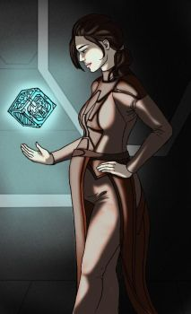 Jedi Baby Name Holocron by IndigoWolfe