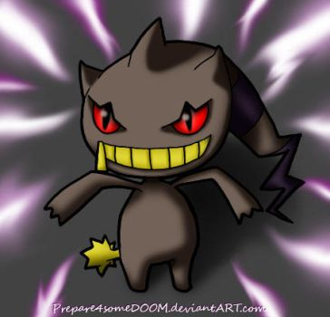 Banette: Nightmare Fuel by Prepare4someDOOM