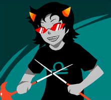Terezi by Anarkeru