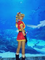 Kid Chrono Cross 17 by KrabbyCrabtastic