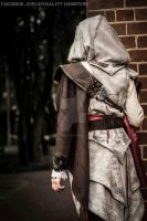 Ezio -  assassins creed 2 photoshoot by ArtisansTheory