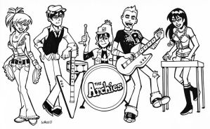 The Archies by BillWalko