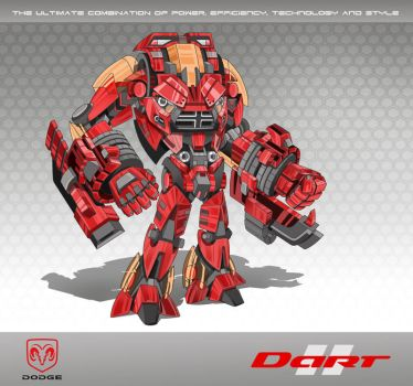 Dart Armour by PerfectCirkel