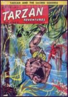 Tarzan Adventures by JungleCaptor