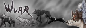 Wurr banner by Paperiapina