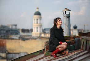 over the rooftops 2 by kuzminphoto
