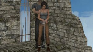 TR 2013 How to secure Lara 08 by honkus2