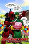 Deadpoolandkickass by NateJ25