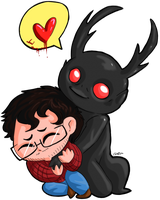 Chibi Hannibal - Embrace the cuteness by FuriarossaAndMimma