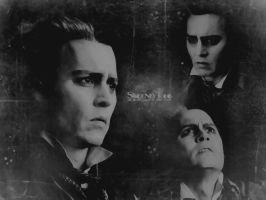 Sweeney Todd Wallpaper by albinokipanga