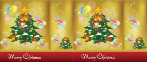 Christmas desing 3 by syedmaaz