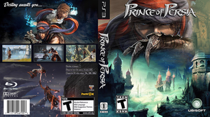 Prince Of Persia box art 01 by FoeTwin