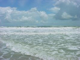 Retreating tide by jland89