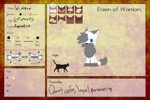 Wishpaw Application by Hetalia-Meowmer