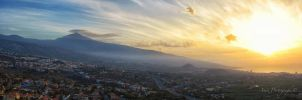 La Orotava Valley by mandyleft