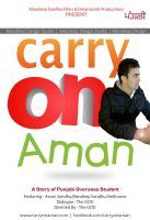 Carry On Aman Concept Movie Poster by Mandeep2u