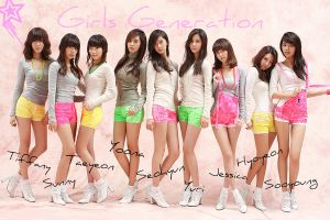 Girls Generation by Jimeske