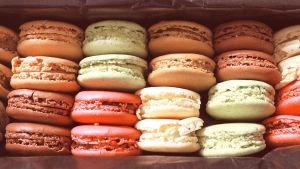 Laduree Macarons by ai-chyan