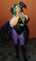 Morrigan - Lets be together by AlyChuCosplay