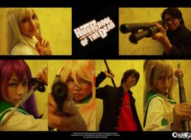 Highschool of the Dead 2 by cosplayts