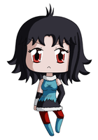 [G] Mini Chibi Nimbus by izka197