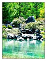 Tranquil Waters by Caramel--Chokecherry