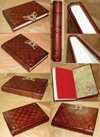 Journal de la Victoria by BCcreativity