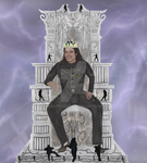 Wizard's Crown Legends Throne by Lightsyde