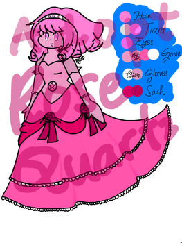 [AUC] Rose Quartz Adoptable: OPEN by rainbow000pegasus