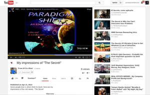 Magical YouTube Moments by paradigm-shifting