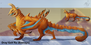 Concept: Crysan Dray' Goh' Rah Baerayn by The-Hare